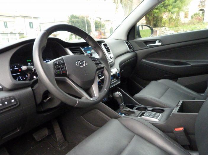 Hyundai Tucson 2 0 Crdi Da 185cv La Nostra Prova Su