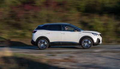La Nuova Peugeot 3008 eletta SUV business dell'anno 2017