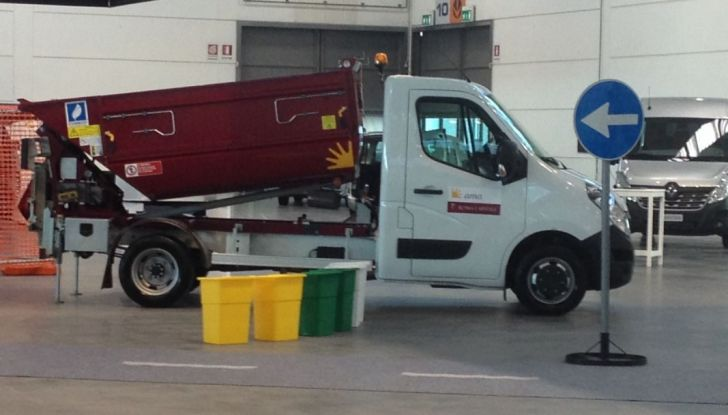 Renault commerciali gamma 2017 test drive