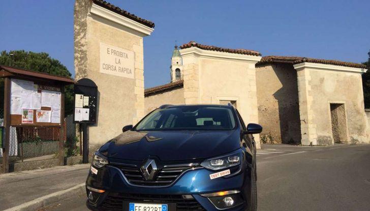 Renault Megane Sporter: test drive, dati tecnici e consumi - Foto 4 di 27