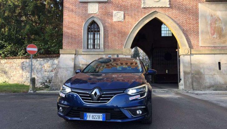 Renault Megane Sporter: test drive, dati tecnici e consumi - Foto 2 di 27