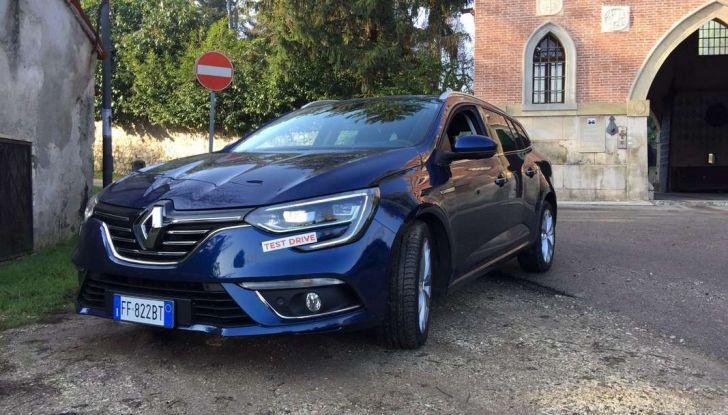 Renault Megane Sporter: test drive, dati tecnici e consumi - Foto 6 di 27
