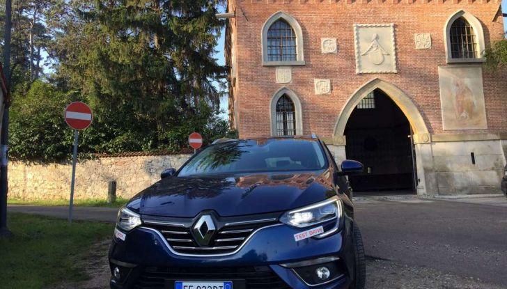 Renault Megane Sporter: test drive, dati tecnici e consumi - Foto 18 di 27