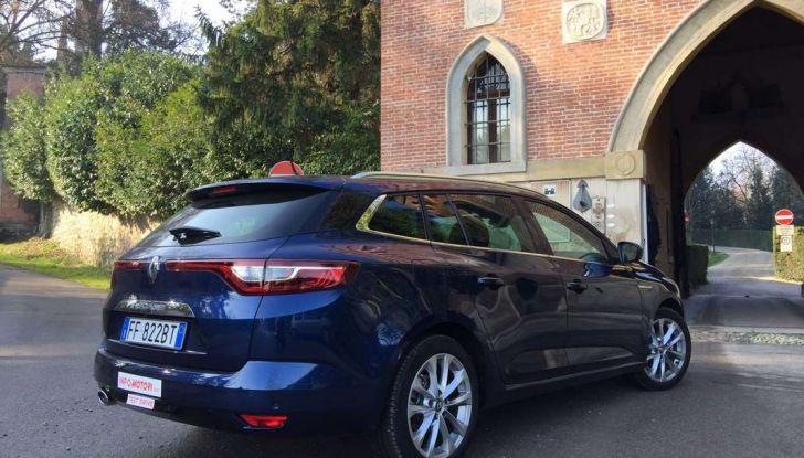 Renault Megane Sporter: test drive, dati tecnici e consumi - Foto 3 di 27