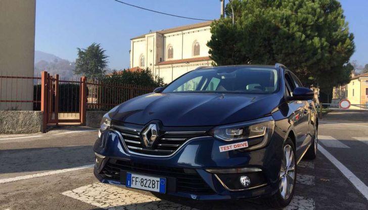 Renault Megane Sporter: test drive, dati tecnici e consumi - Foto 5 di 27