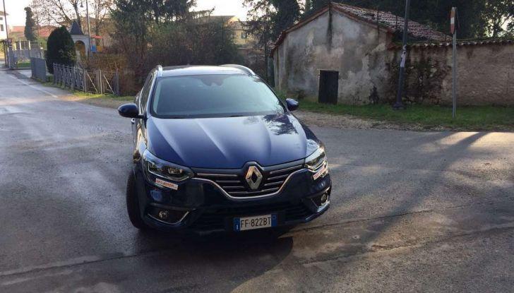 Renault Megane Sporter: test drive, dati tecnici e consumi - Foto 23 di 27