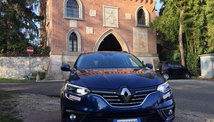 Renault Megane Sporter: test drive, dati tecnici e consumi - Foto 9 di 27