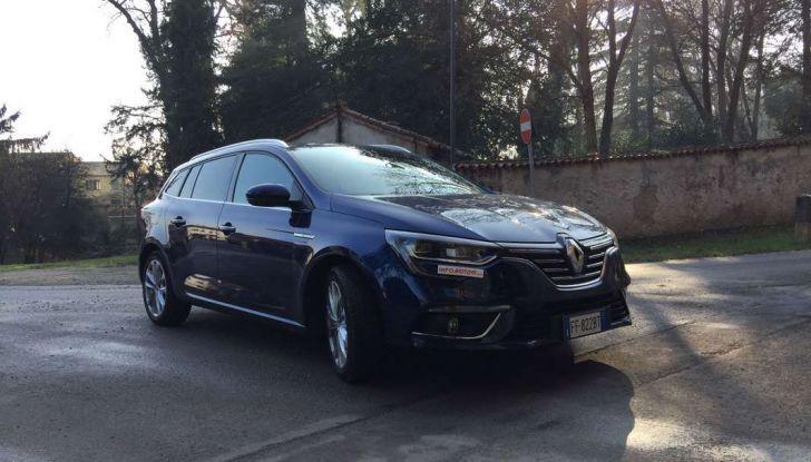Renault Megane Sporter: test drive, dati tecnici e consumi - Foto 24 di 27
