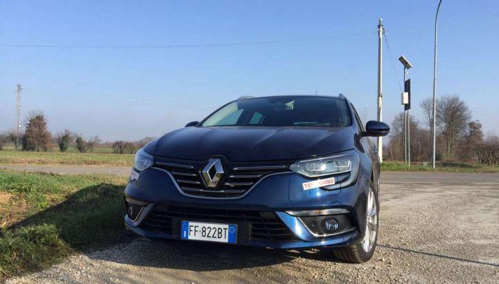 Renault Megane Sporter: test drive, dati tecnici e consumi - Foto 25 di 27