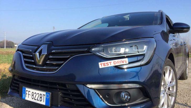 Renault Megane Sporter: test drive, dati tecnici e consumi - Foto 26 di 27