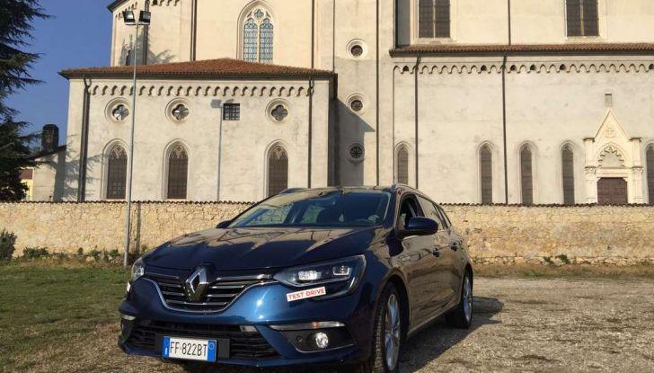 Renault Megane Sporter: test drive, dati tecnici e consumi - Foto 11 di 27