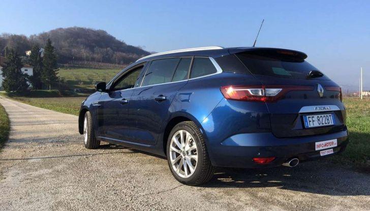 Renault Megane Sporter: test drive, dati tecnici e consumi - Foto 13 di 27