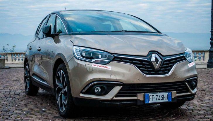 Renault Scenic 1.5 dCi 110 CV, prova su strada e impressioni di guida - Foto 2 di 30