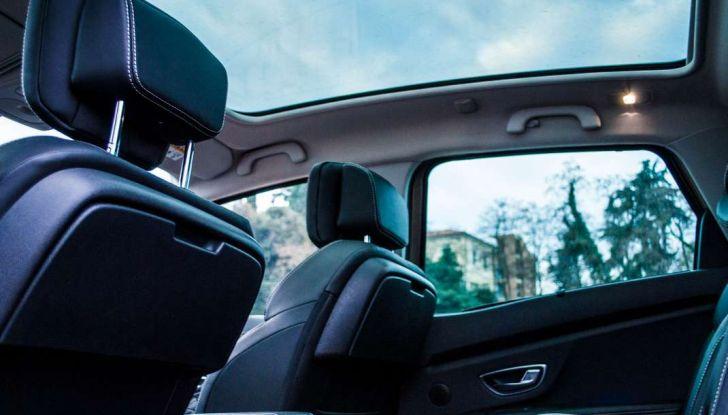 Renault Scenic 1.5 dCi 110 CV, prova su strada e impressioni di guida - Foto 10 di 30
