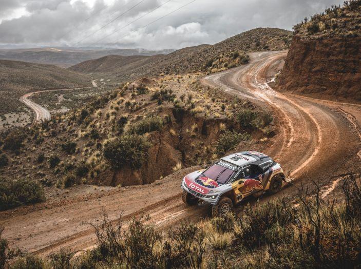 Peugeot monopolizza il podio provvisorio della Dakar - Foto 3 di 6