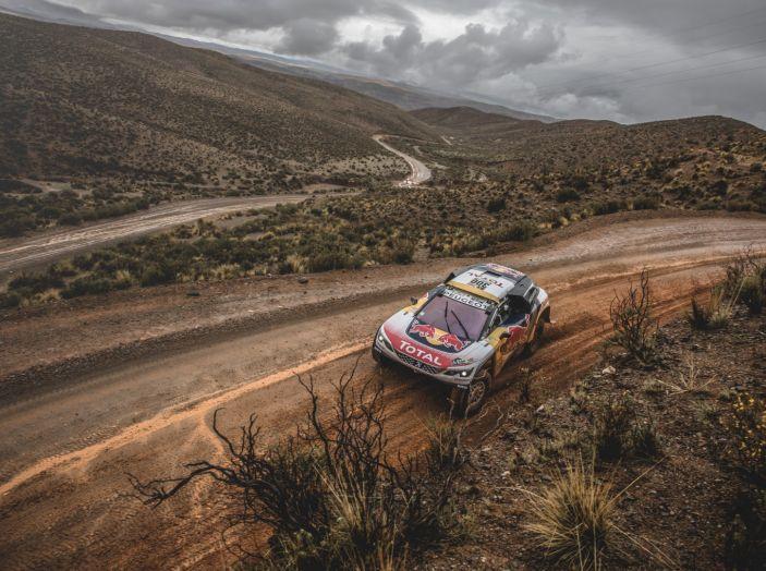 Peugeot monopolizza il podio provvisorio della Dakar - Foto 5 di 6