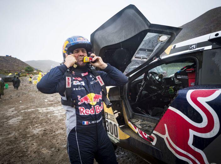 Peugeot monopolizza il podio provvisorio della Dakar - Foto 6 di 6