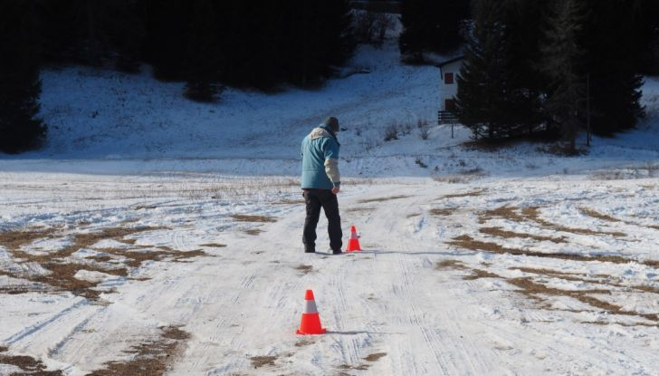 guida sicura su neve con subaru