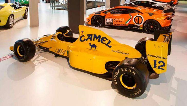 Lamborghini entra in F1