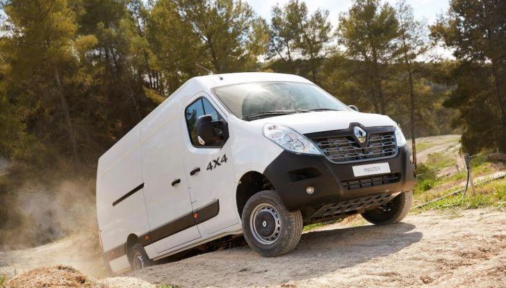 Test Drive gamma commerciali Renault 2017: verso il fuoristrada - Foto 3 di 19