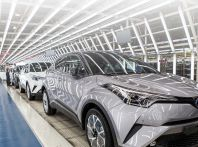 Toyota Motor Italia riceve la certificazione Top Employer 2017