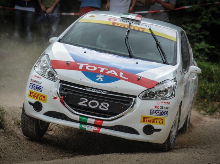 Peugeot Rally Junior Team - Foto 2 di 5