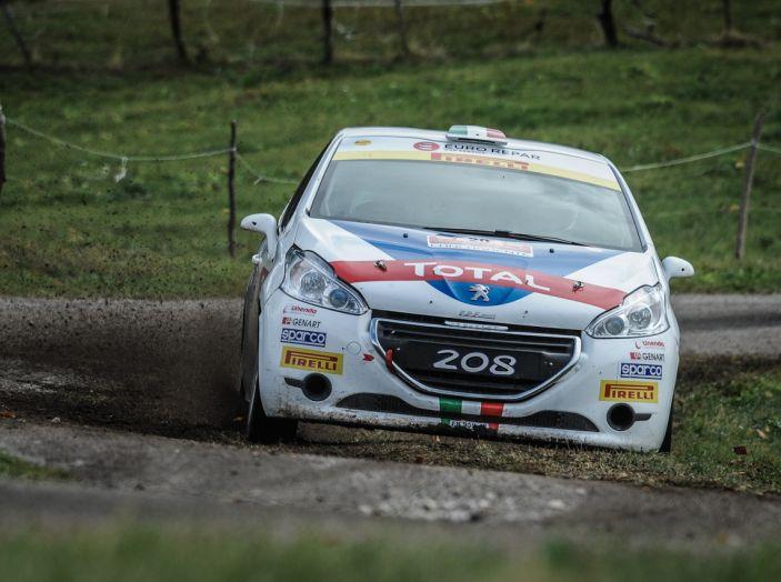 Peugeot Rally Junior Team - Foto 4 di 5