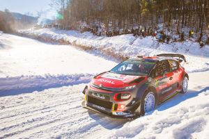 Citroën WRC sport invernali