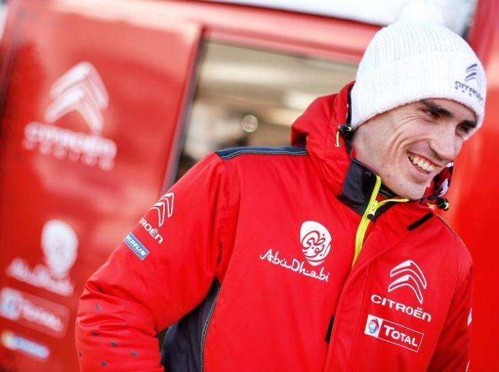 WRC Citroën C3 Craig Breen sport invernali