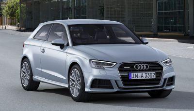 Audi A3 disponibile con nuovo motore 1.6 TDI da 116 CV