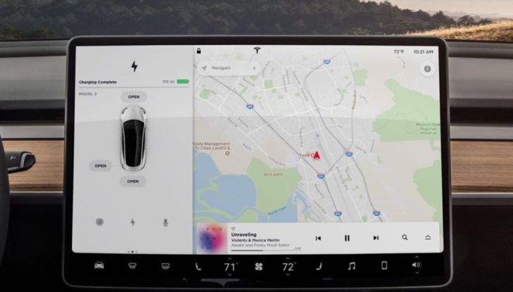 Tesla Model 3, la produzione inizia il 20 febbraio - Foto 8 di 11