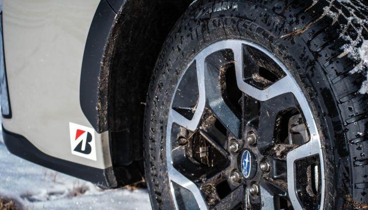 Bridgestone Blizzak LM 80 EVO, il nostro test.
