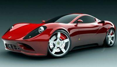 La nuova Ferrari Dino potrebbe arrivare nel 2019 in versione ibrida