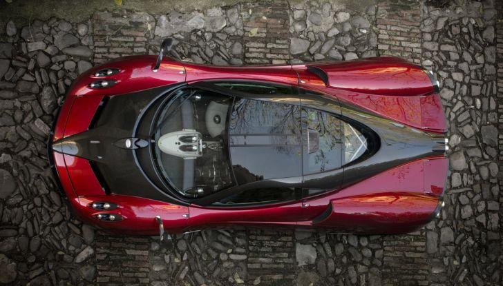 Horacio Pagani acquista una Ferrari F12 TDF, la serie limitata da 780CV - Foto 6 di 11