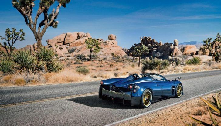 Horacio Pagani acquista una Ferrari F12 TDF, la serie limitata da 780CV - Foto 7 di 11