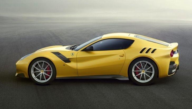 Horacio Pagani acquista una Ferrari F12 TDF, la serie limitata da 780CV - Foto 9 di 11