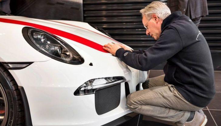 Horacio Pagani acquista una Ferrari F12 TDF, la serie limitata da 780CV - Foto 2 di 11