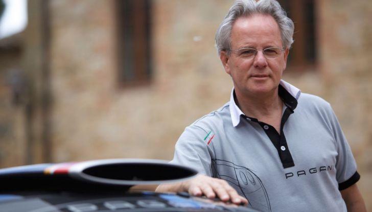 Horacio Pagani acquista una Ferrari F12 TDF, la serie limitata da 780CV - Foto 4 di 11
