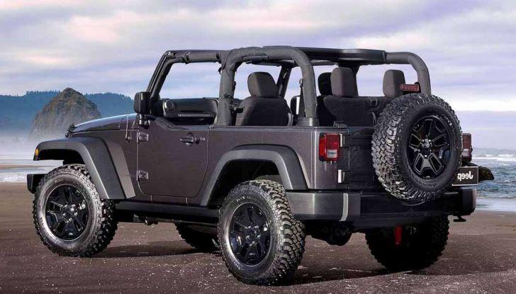 Jeep Wrangler allestimenti, motori e caratteristiche (12)