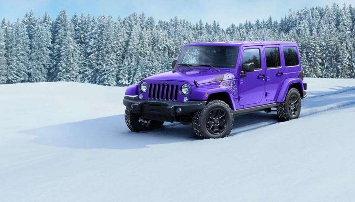 Jeep Wrangler allestimenti, motori e caratteristiche (4)