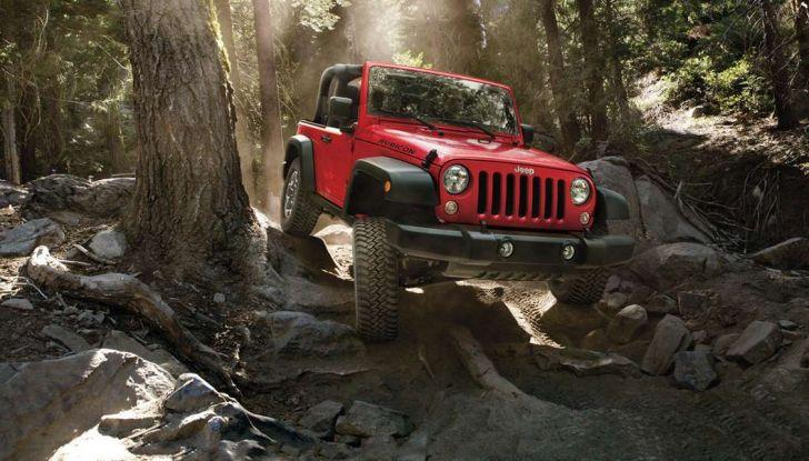 Jeep Wrangler allestimenti, motori e caratteristiche (6)