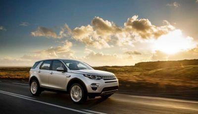 Land Rover Discovery Sport con navigatore criticato dai clienti