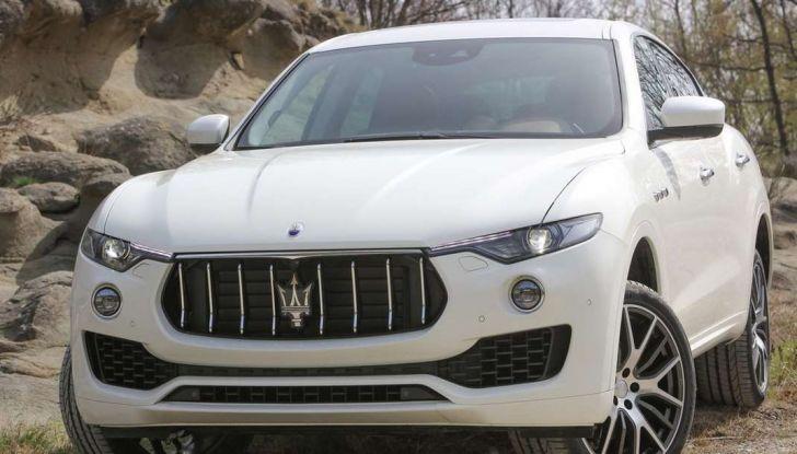 Il SUV compatto Maserati potrebbe debuttare a breve - Foto 4 di 13