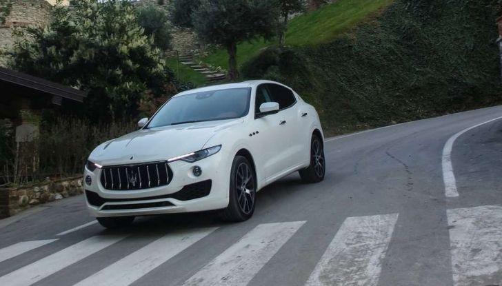 Il SUV compatto Maserati potrebbe debuttare a breve - Foto 12 di 13