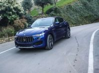 Maserati Levante: gamma motori e informazioni tecniche