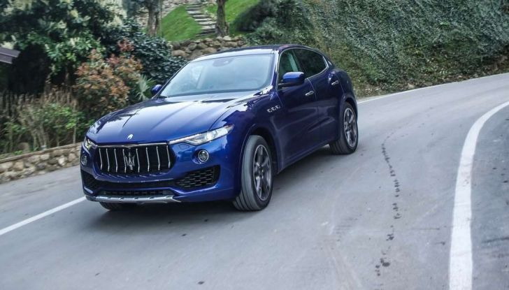 Il SUV compatto Maserati potrebbe debuttare a breve - Foto 1 di 13