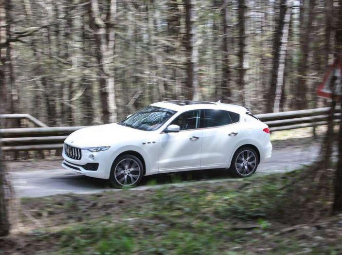 Il SUV compatto Maserati potrebbe debuttare a breve - Foto 13 di 13