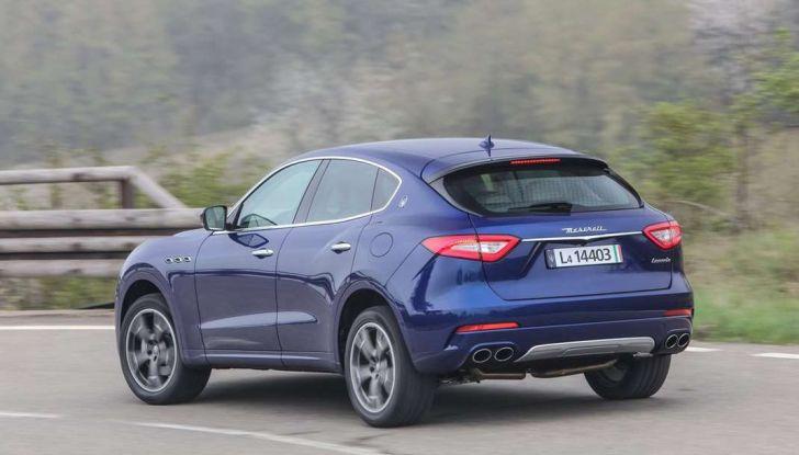 Il SUV compatto Maserati potrebbe debuttare a breve - Foto 3 di 13