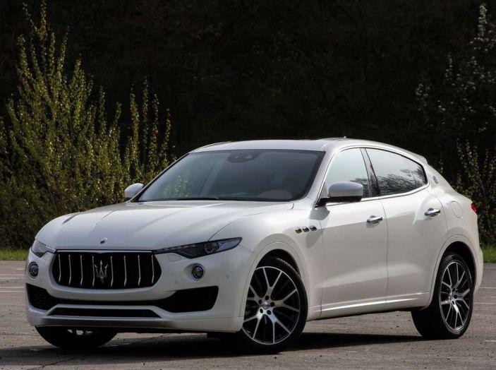 Il SUV compatto Maserati potrebbe debuttare a breve - Foto 7 di 13