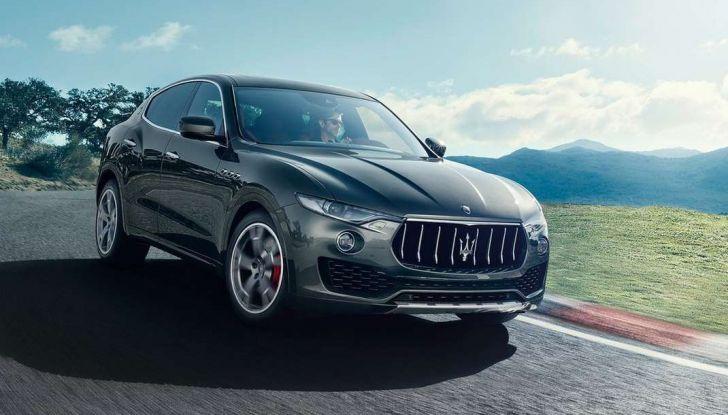 Il SUV compatto Maserati potrebbe debuttare a breve - Foto 8 di 13